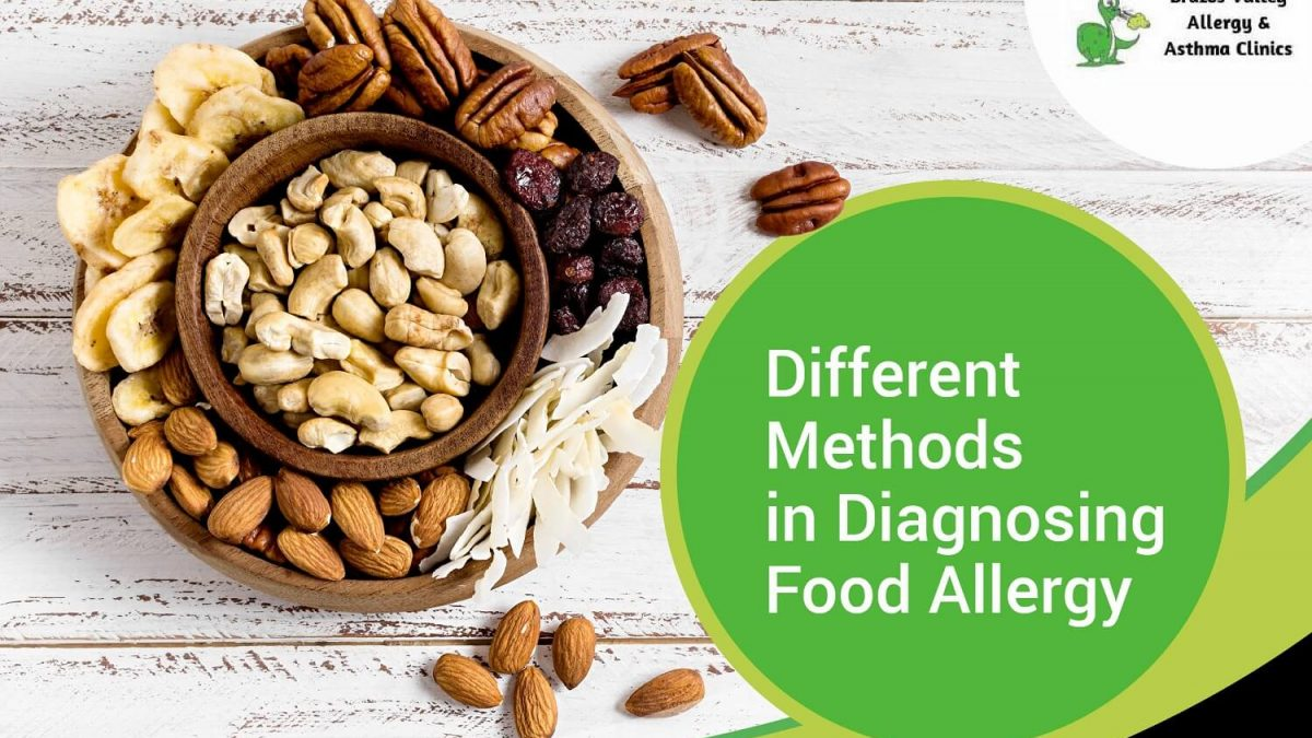 food allergy methods