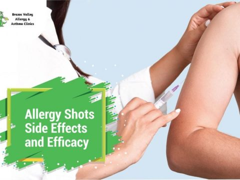 allergy shots side effects and efficacy