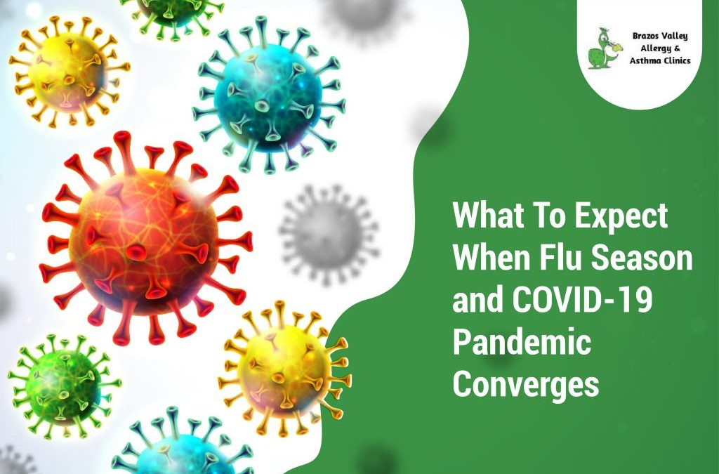 covid-19 and flu
