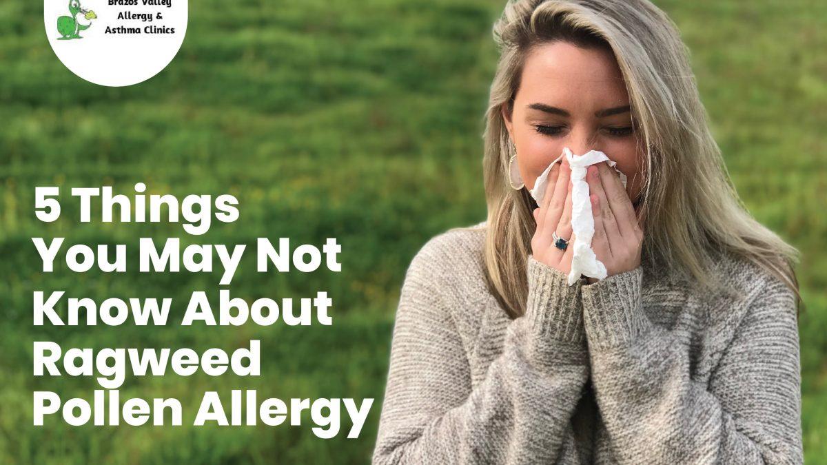 Ragweed Pollen Allergy