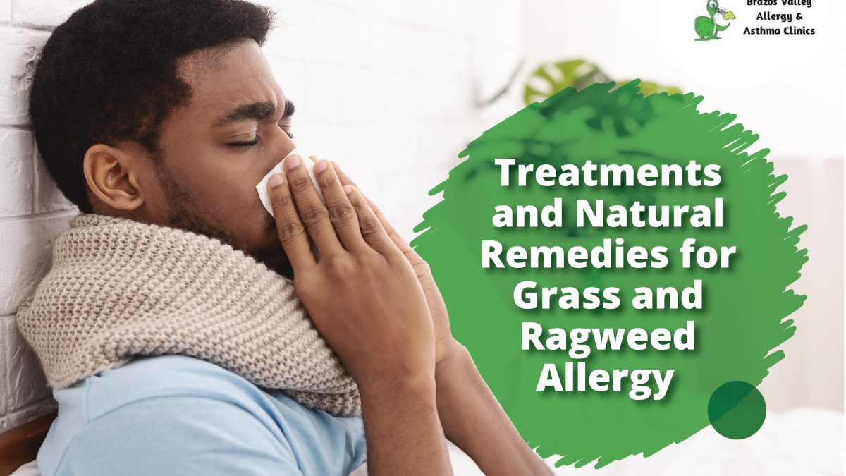 Grass and Ragweed Allergy