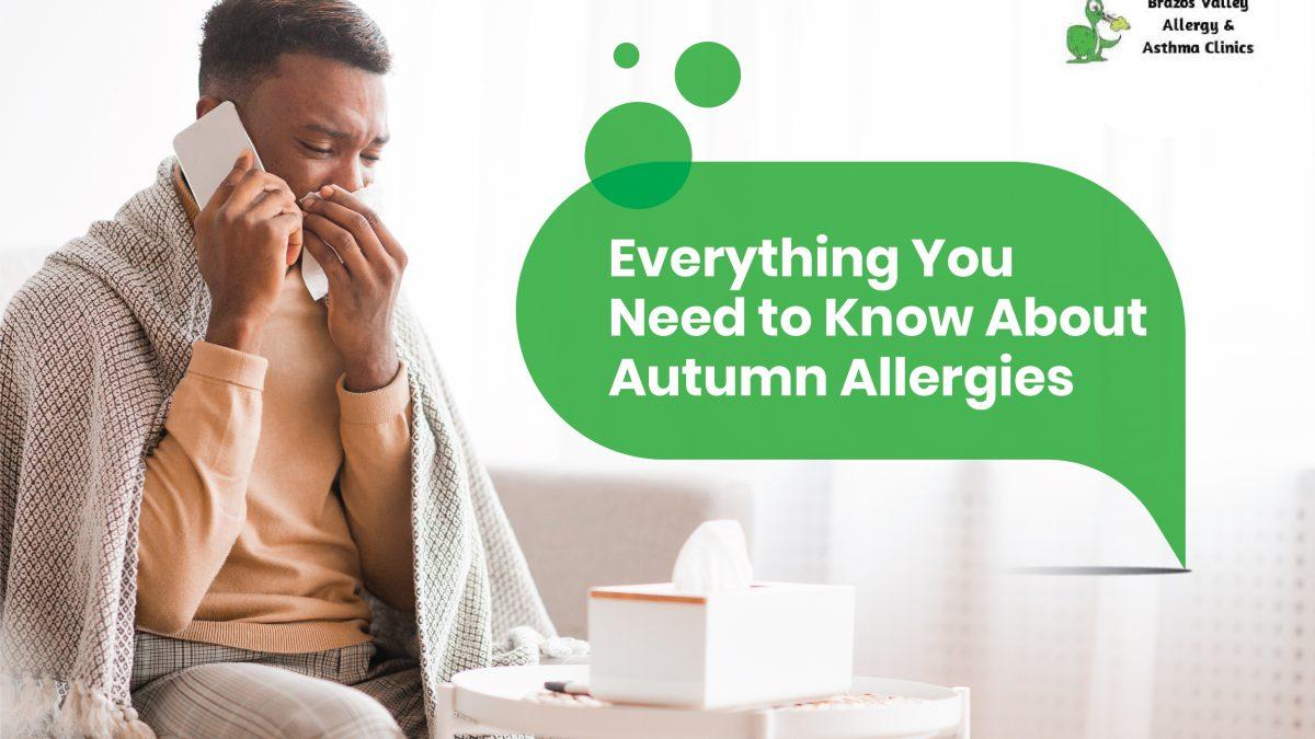 Autumn Allergies